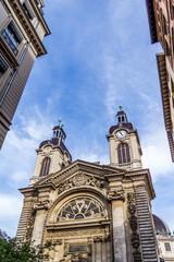 La chapelle de l'Hôtel-Dieu à Lyon