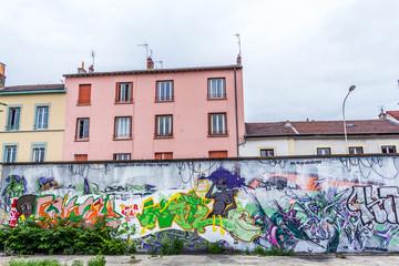 Urbex et grafittis