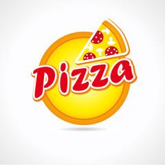 Big pizza logo