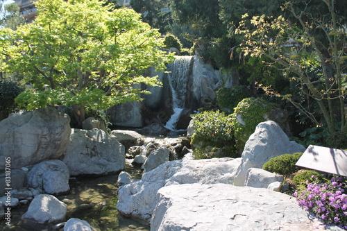 Exotischer Garten In Monaco Stock Photo And Royalty Free Images On