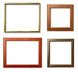 vintage frame wood background image