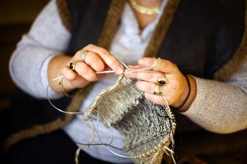 Knitting nedles