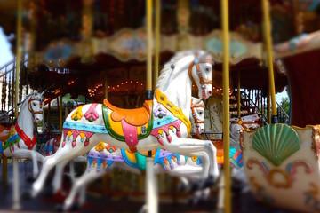 Carousel in Paris.