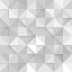 Abstract square background. Vector Illustration