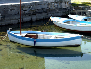 Fischerboot in Volosko
