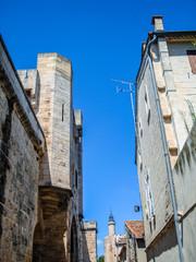 Ville fortifiée d'Aigues-Mortes, les fortifications