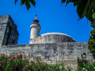 Ville fortifiée d'Aigues-Mortes, la Tour de Constance