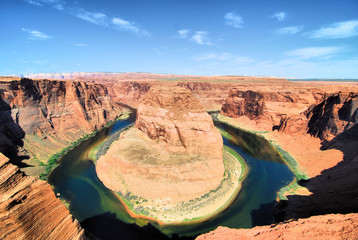 Horseshoe Bend / Horseshoe  Bend Arizona