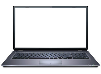Realistic Laptop