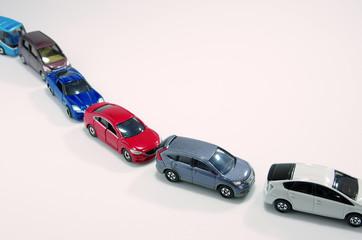 渋滞イメージ