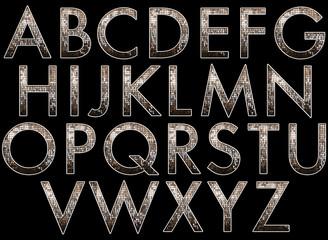 diva alphabet collection