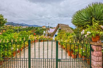 rural house in Santana Madeira, Portugal.
