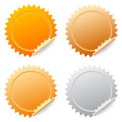 Certificate vector seal