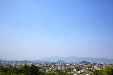 三輪山方面から見る大和三山