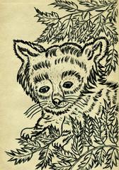 Red Panda Sketch