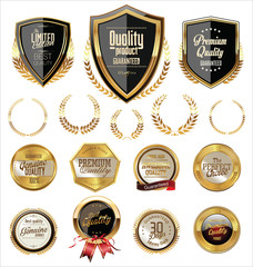 Golden labels collection