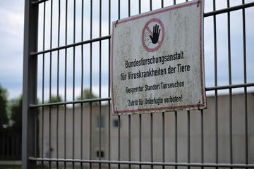 Friedich Loeffler Institut Riems - Bird flu - Vogelgrippe
