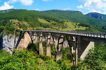Мост Джуржевича, Черногоримя