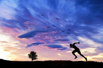 deporte y naturaleza
