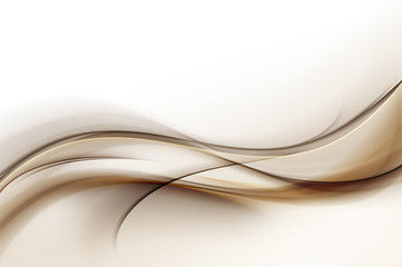 Obraz Abstract Waves Background - fototapety do salonu
