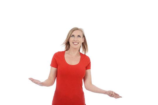 femme jonglant