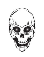 skull vectors and tattoo
