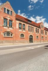 Fototapeta Altbau in Ludwigsburg
