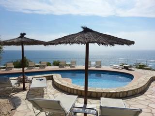 piscine en Espagne 2
