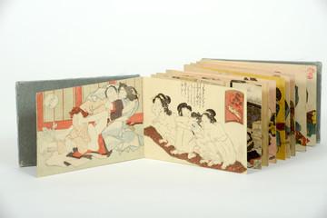 Japanese erotic paintings