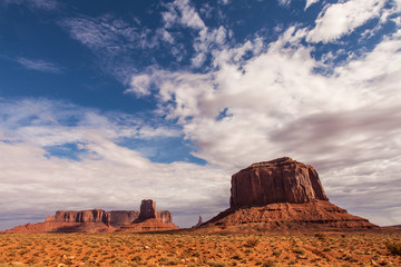 Fotoväggar - Monument Valley