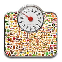 bilancia alimentazione