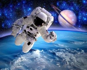 Wall Murals Nasa Astronaut Spaceman Cosmonaut Space
