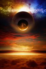 Fototapete - End of world