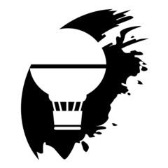 Air Balloon - Vector icon isolated