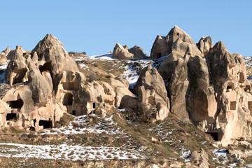 Goreme, Cappadocia,Anatolia region, Turkey.