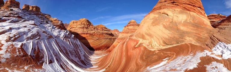 Staande foto Canyon The Wave, Arizona