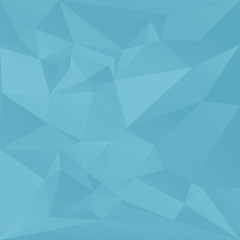 abstract geometric rumpled triangular low poly  background