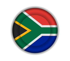 button flags south africa