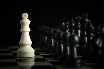 Chess against
