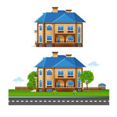 Free House Vector Art
