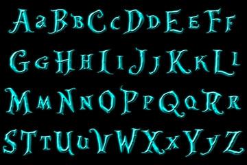 Wonderland Alphabet Collection