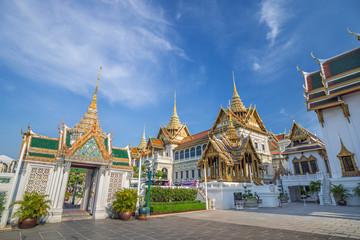 Grand palace at Bangkok, Thailand