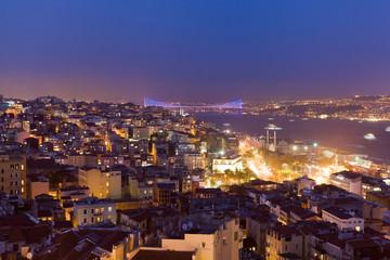 Evening Istanbul