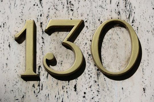 Numéro 130