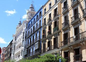 Madrid Palace Background, Spain