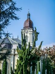 Temple protestant de Morges en Suisse