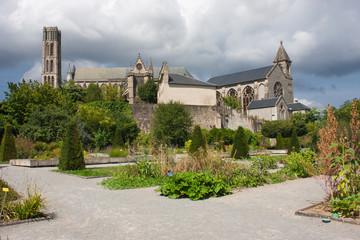 Jardin botanique de l'évêché de Limoges