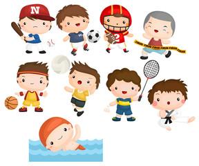 Sport Athlete