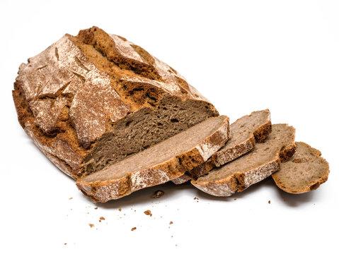 Geschnitten Brot