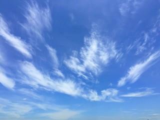 blue sky&amazing cloud.